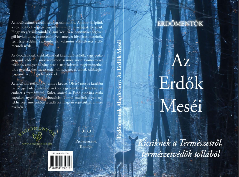 Ingyenesen letölthető az Erdők meséi című természetvédelmi mesekönyv