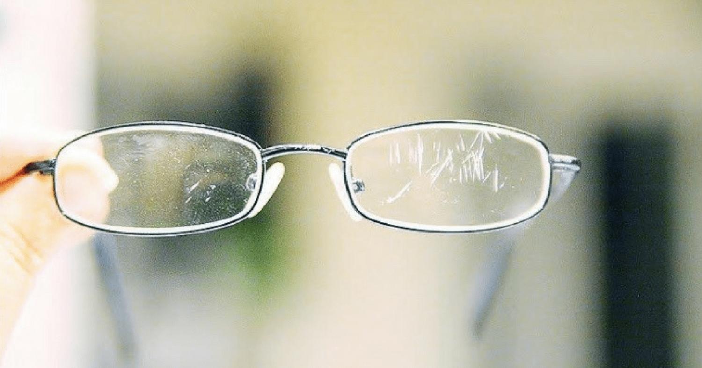 Így mentheted meg a karcos szemüvegedet!