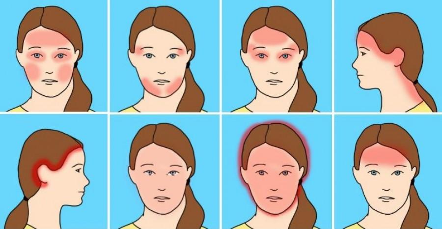 Gyógyszer nélküli fejfájás csillapítás
