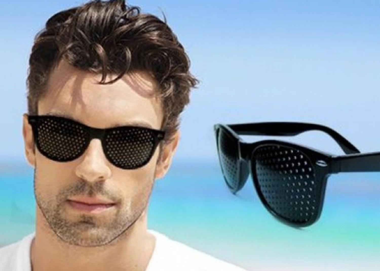 Így javítja a szemet a pontrácsos szemüveg